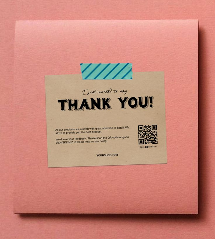 This is a graphic of Declarative Thank You for Your Purchase Printable