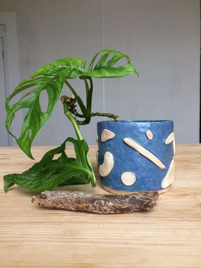 Горшочек для комнатных растений
