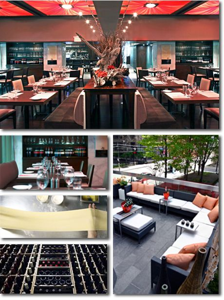 Vertical.  Check it out during winter or summerlicious.