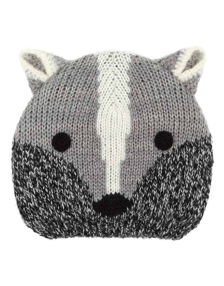 Keep your head warm with this quirky hat from Accessorize!
