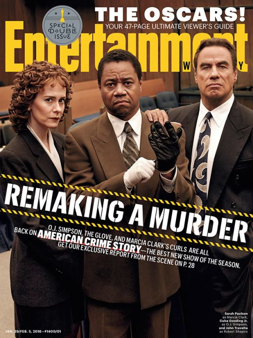 Remaking a Murder: Inside The People Vs. OJ Simpson: American...