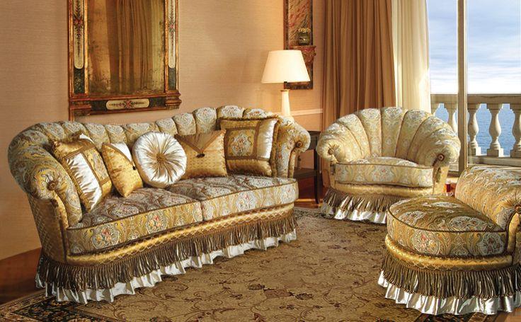 Коллекция итальянской мебели Палаццо от Аллегро-Стиль: комплект Медичи Эксклюзив