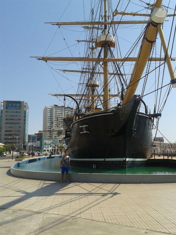 Monumento a la Esmeralda - Iquique