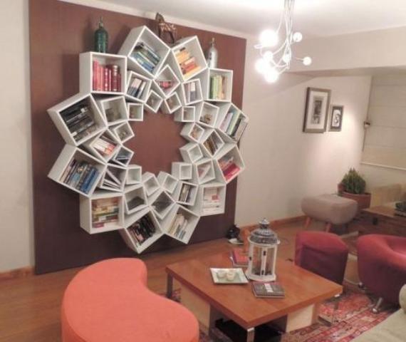 Ράφια και βιβλιοθήκες με στιλ και φαντασία, που θα ζηλέψετε! Ρετρό, μοντέρνες, μίνιμαλ ή… υπερπαραγωγή οι παρακάτω βιβλιοθήκες θα δώσουν