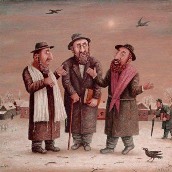 Еврейская составляющая блатного жаргона