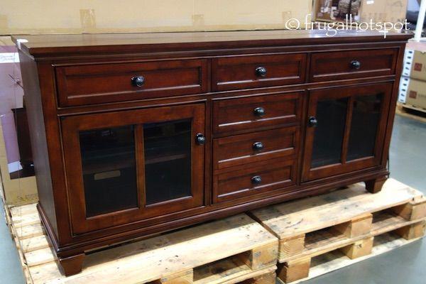 Universal Broadmoore 70 Tv Console Costco