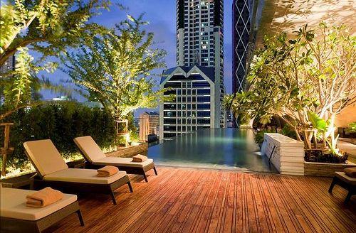 Eastin Grand Hotel Bangkok Thailandia www.ideeperviaggiare.it