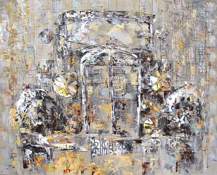 Dmitry Kustanovich, 1970 | Impressionist