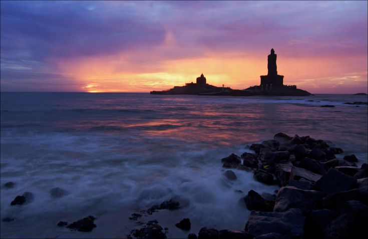 #Kanyakumari is a #coastal town in #TamilNadu state and is the end point of #southern #India. Visit- http://bit.ly/25LeWGt #travel #ttot #Indecubotravels