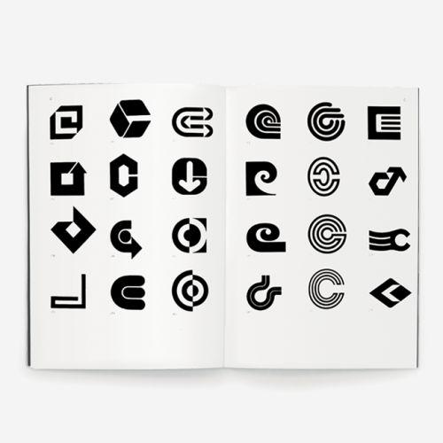 vanpeel:  Trademarks & Symbols vol.1 By Yasaburo Kuwayama (1973)