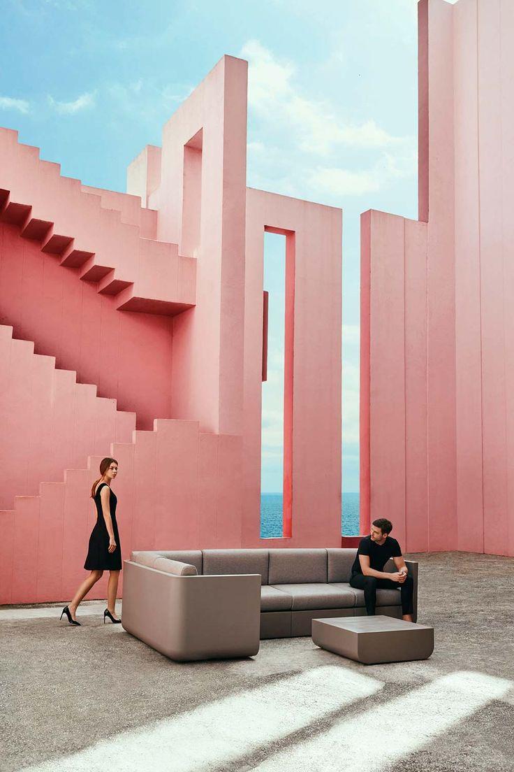 Ulm collection by Ramon Esteve