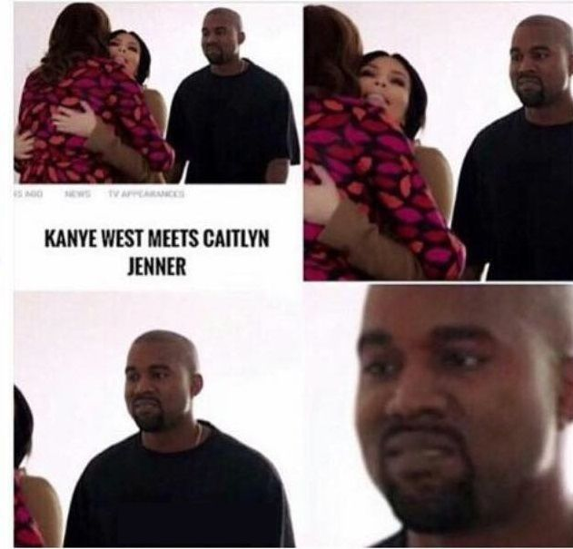 We Love Kanye West (Kanye's reaction here is priceless)