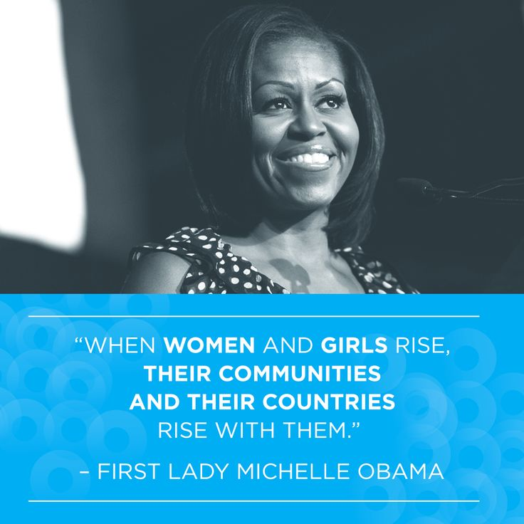 Michelle Obama Quotes Womens Rights: 17 Best Images About Women On Pinterest