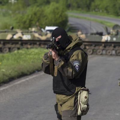 «Ma mission est d'éliminer les terroristes» dit le ministre ukrainien de l'Intérieur