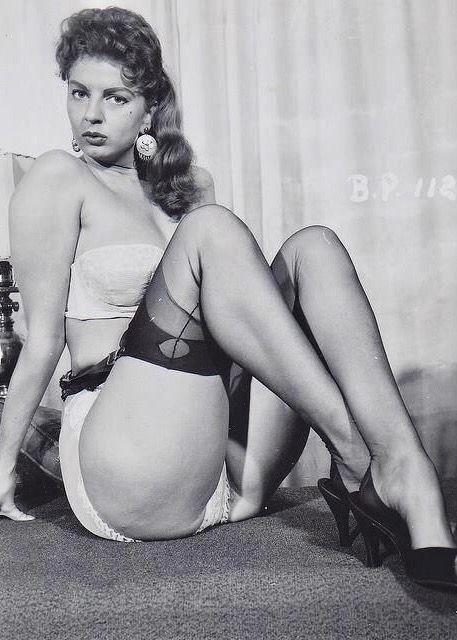 Vintage debby westmore 1950039s nudist 8