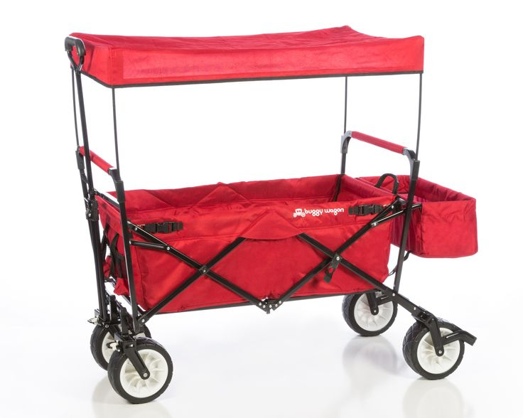 NEW Sport High-End 4th Generation Folding Wagon