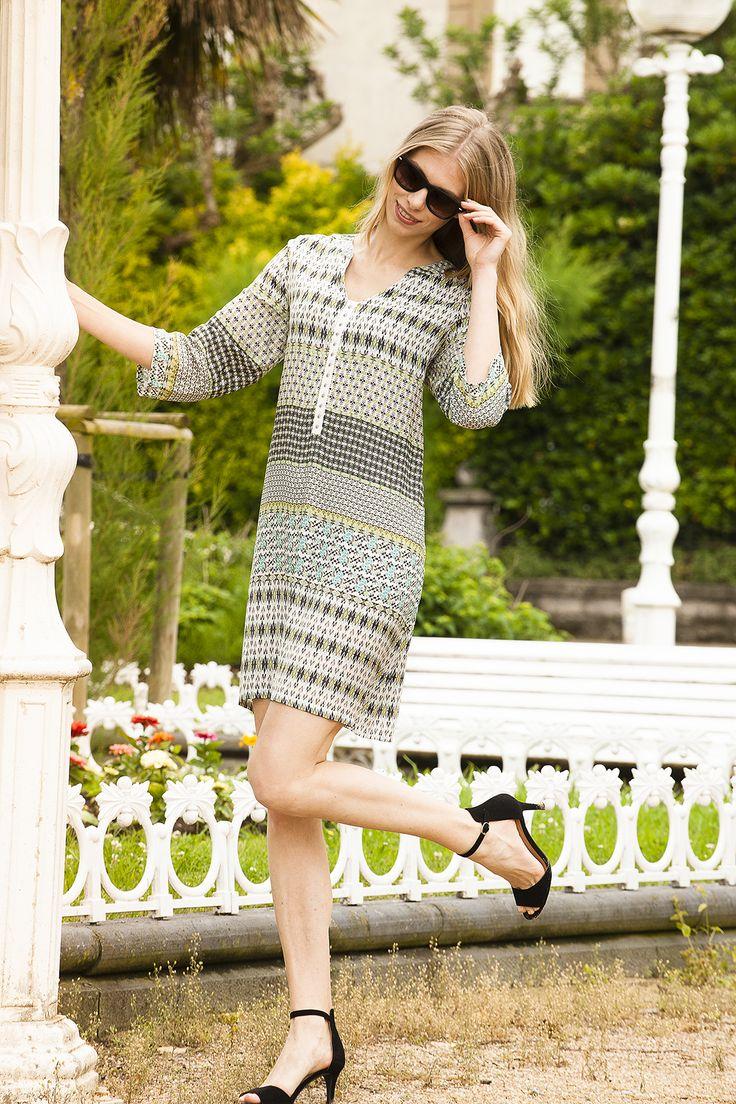 Boho attitude and laugh! #señoretta #boho #trend #summertime