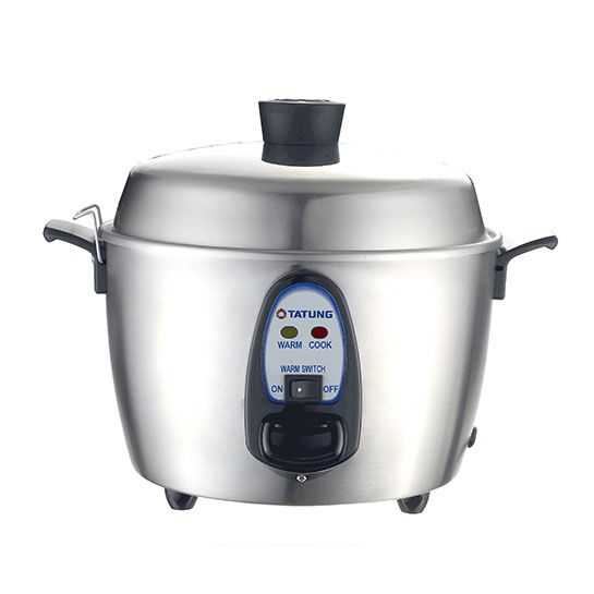 Our TAC-06KN 6-cup / 1.2l Tatung rice cooker