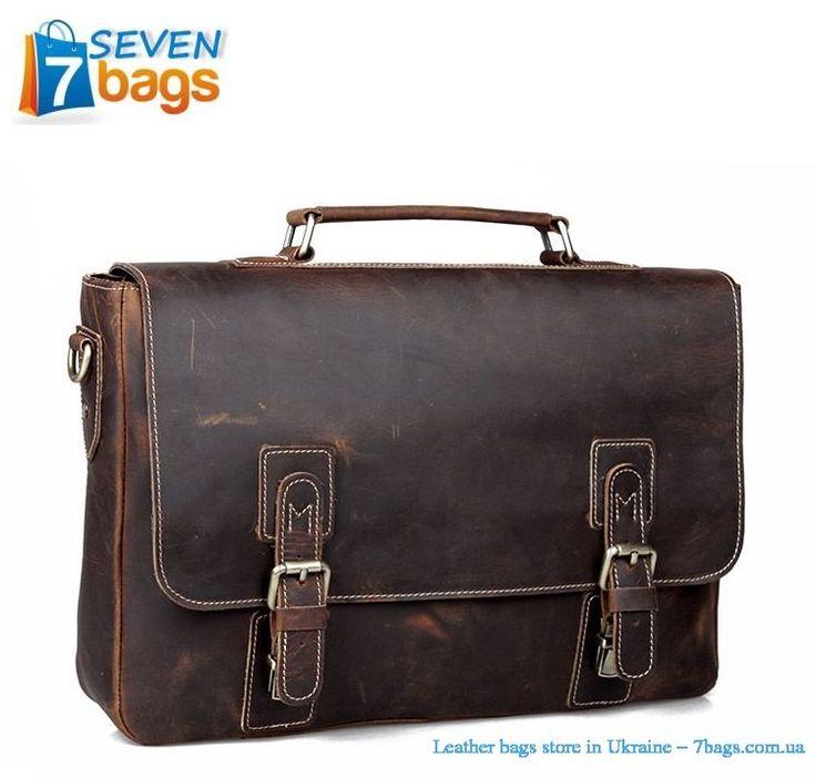 Выбираете где купить мужской портфель из лошадиной кожи? Поспешите! Горячее предложение лета - классический портфель от Tiding Leather. Превосходное качество и доступная цена только сегодня. Сделайте репост этой новости и получите дополную скидку 12%!  http://7bags.com.ua/portfel_iz_naturalnoj_kozhi_80692br/#.VXpjTPntmko