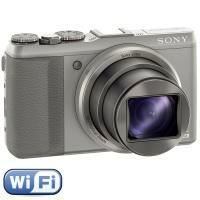 APPAREIL PHOTO COMPACT SONY DSC-HX50 Compact Gris - CMOS 20MP Zoom 30x