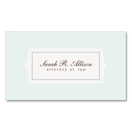 72 best images about Lawyer Business Card Ideas on