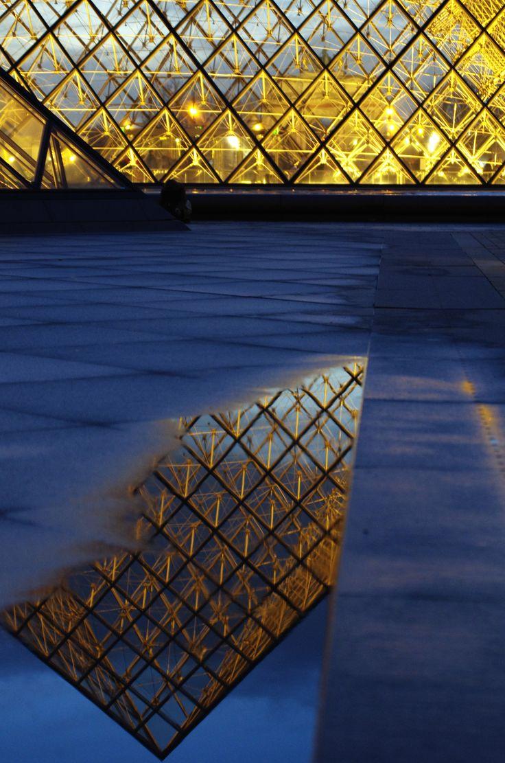 Paris - Le Louvre Photographe : Pascal Subtil
