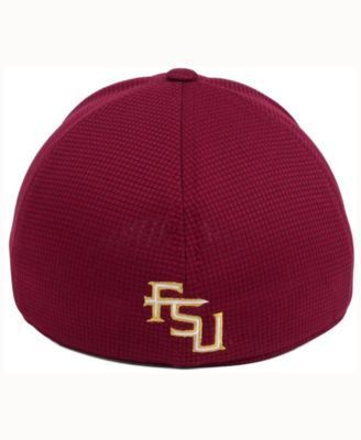Top of the World Florida State Seminoles Booster 2Tone Flex Cap - Red L/XL