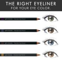 How to make your eye colour pop!