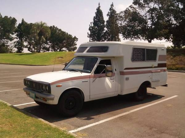 1976 toyota motorhome camper chinook | Used RVs Toyota Chinook RV 1976 For Sale by Owner