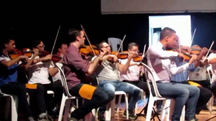 CCB lindo Encontro de Músicos em Suzano SP