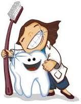Resultado de imagen para odontologos en dibujos animados