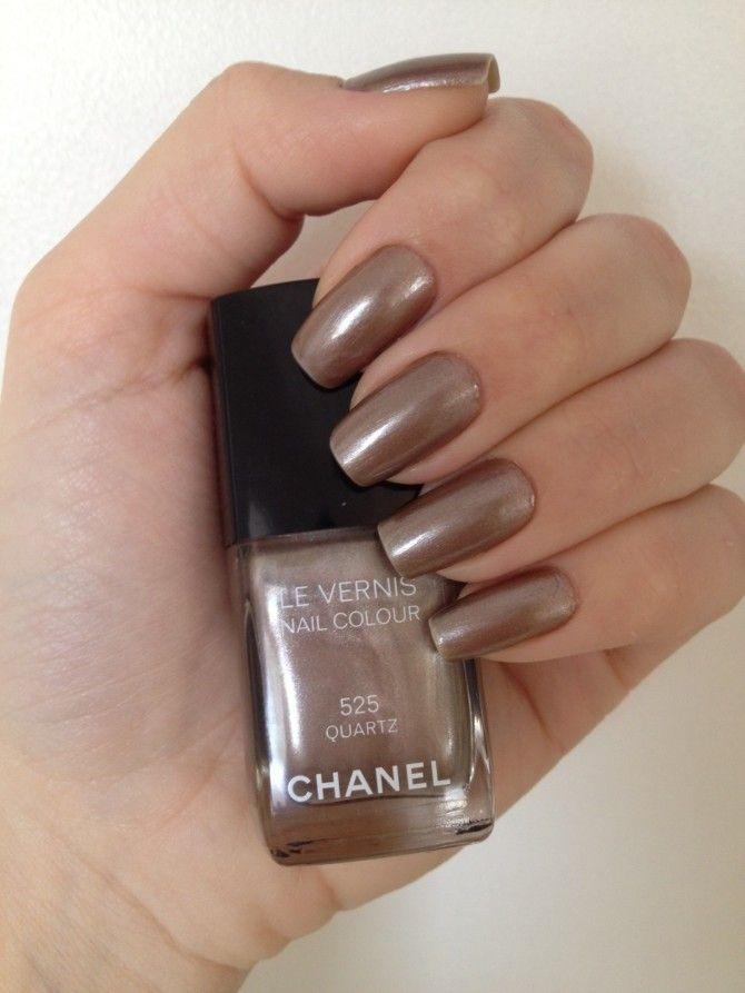 Esmalte da semana | Chanel | Quartz