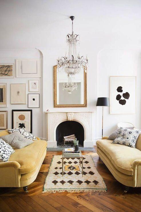 Die 16 besten Bilder zu New Apart! auf Pinterest Wohnzimmer - wohnzimmer gelb weis