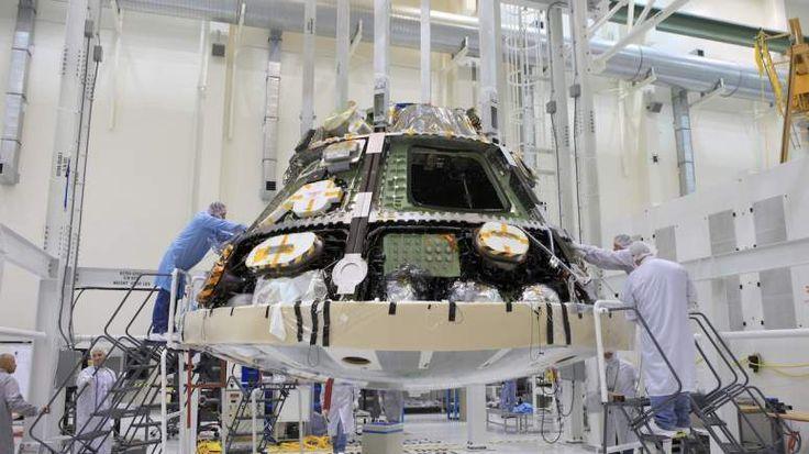 Η αμερικανική διαστημική υπηρεσία δοκιμάζει το πιο φιλόδοξο διαστημόπλοιό της, τον Orion με την ελπίδα να ξεκινήσει την... πρώτη της αποσ...