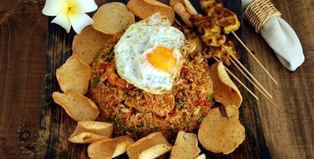 Nasi Goreng Indonesian Recipe