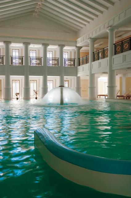 Elixir Thalassotherapy Center, Thalasso pool