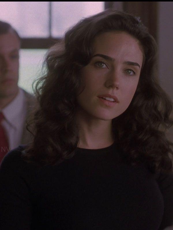 Ponderful — Jennifer Connelly in A Beautiful Mind (2001).  Jennifer Connelly 2001