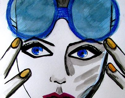 """Check out new work on my @Behance portfolio: """"Fashion"""" http://be.net/gallery/40137889/Fashion"""