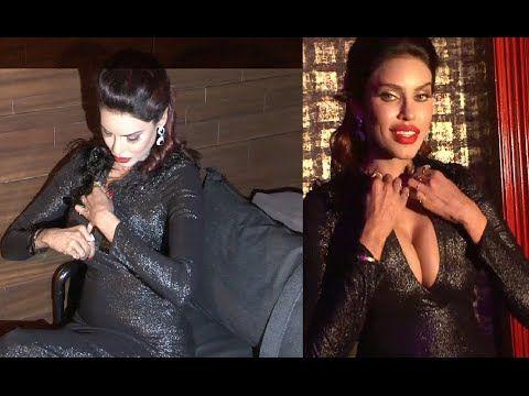 OMG ! Gizele Thakral WORST Wardrobe Disaster. (18+) See the full video at : https://youtu.be/vacDzOzMPcs #gizelethakral