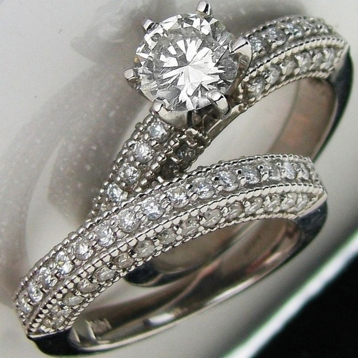 antique engagement ring for sale 29 - Vintage Wedding Rings For Sale