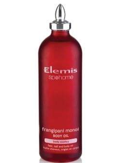 Elemis Spa home Body Exotic Frangipani Monoi Body Oil from £31.00