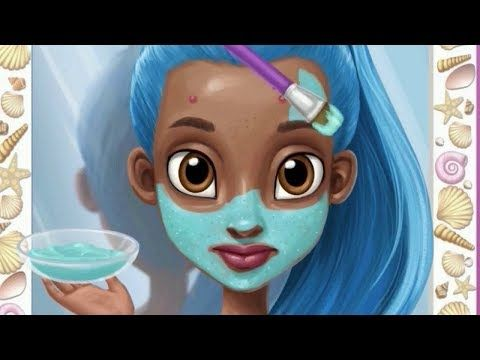 Fun Superhero Girls Care Kids  Game Power Girls Super City - Learn Colors Makeup Rescue Baby Games - YouTube