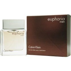 EUPHORIA MEN by Calvin Klein EDT SPRAY 3.4 OZ for MEN by Calvin Klein. $44.19. Recommended Use: daytime. Design House: Calvin Klein. Fragrance Notes: chilled sudachi, raindrop accord, solid amber, cedar leaf, black basil, patchouli, creamy suede, ginger pepper cocktail, Brazilian redwood. Beautiful and distinctive, TrendToGo brings you another fine fragrance from Calvin Klein ALL Fragrances are 100% Guaranteed Authentic. Add it to your cart now: EUPHORIA MEN by Calvin Klein E...