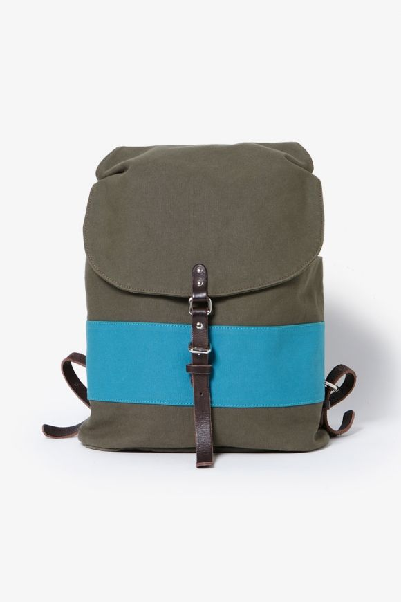 Hobo's Canvas #6 Backpack 22L