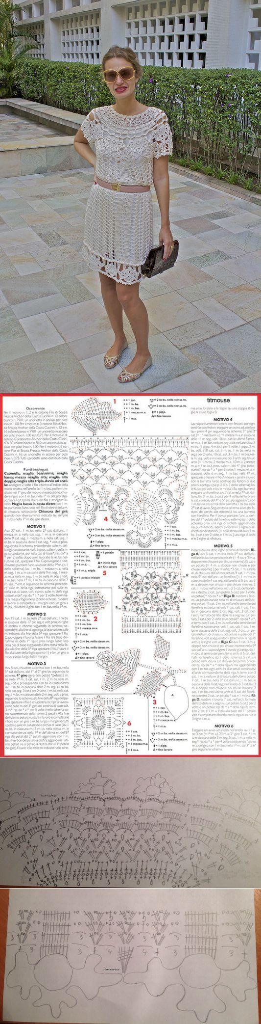 ангел crystal схема вязания