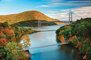 The Best Hiking Trails in Westchester County: Hiking Experts Catherine and Christopher Brooks List Their Top Five Vistas and Hikes - Westchester Magazine - October 2011 - Westchester, NY