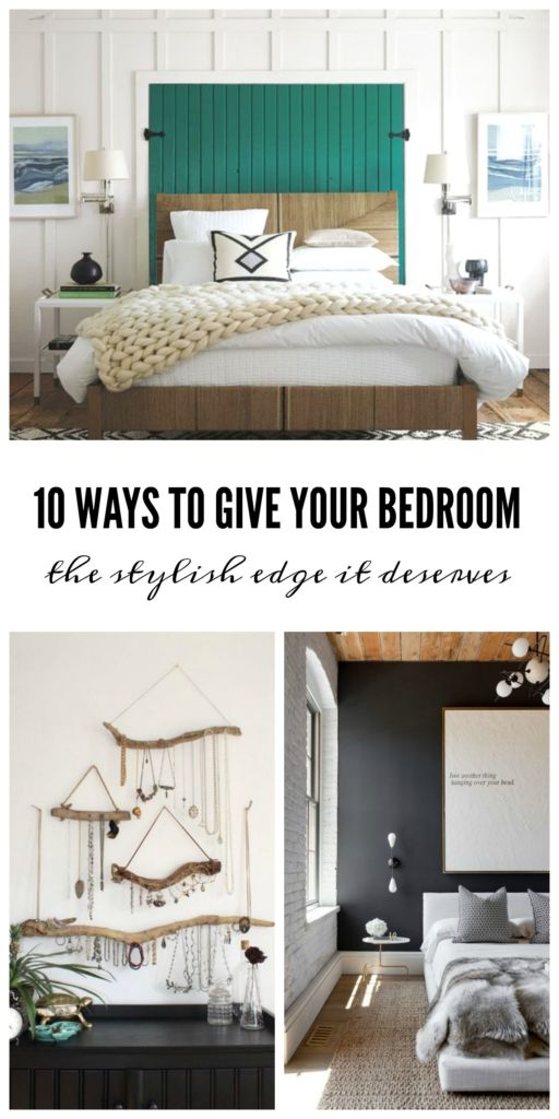 10 Stylish Decorating Ideas To Up Your Bedroom Game