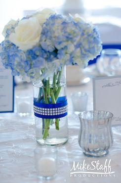 142 best Blue wedding accents images on Pinterest | Blue weddings ...