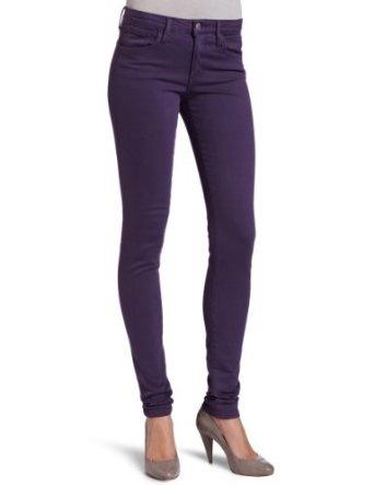 Joe's Jeans / Colored Skinny Jean (plumeria). $158.