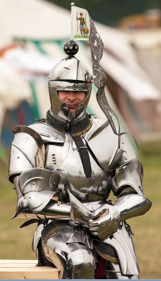 Jouster Toby Capwell (photo provided by Toby Capwell) The ...